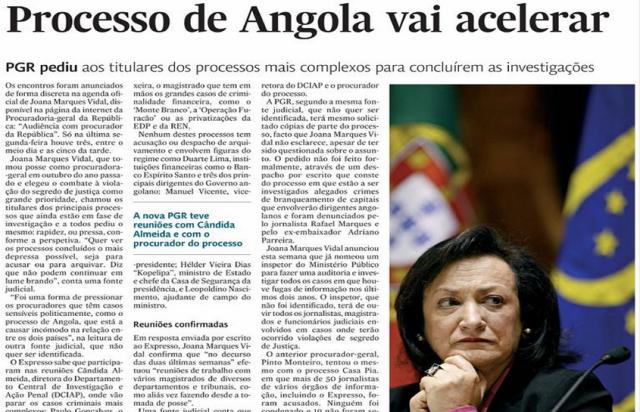 Expresso 12 janeiro 2013