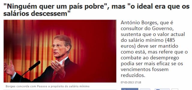 António Borges RR