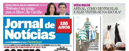 Carrilho e Bárbara JornalNoticias