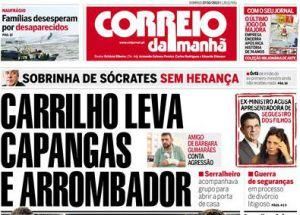 Carrilho e Bárbara_CorreioManha