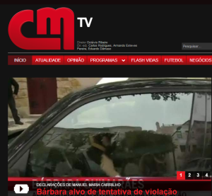 CMTV bárbara guimarães