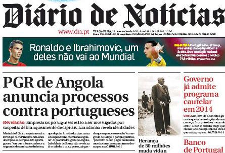 DiarioNoticias procurador de Angola