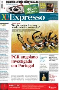 Expresso PGR angola investigado