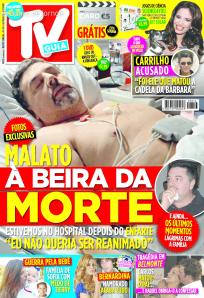 Que valor-notícia possui a fotografia de Malato no leito do hospital?