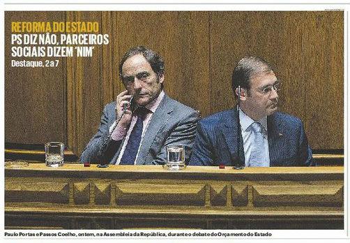 Público 1 Novembro 2013, foto de Rui Gaudêncio