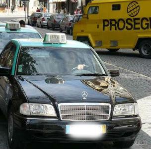 táxi portugues