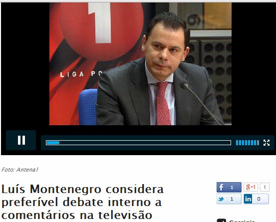 Montenegro Antena 1