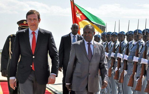 Passos em Moçambique