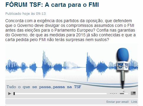 Forum TSF