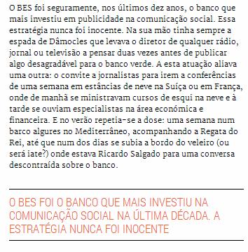 nicolau Santos e o BES 2