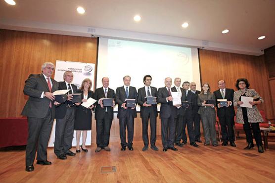 Ricardo Salgado e Zeinal Bava entre os galardoados com 0 Prémio de Cidadania das Empresas e Organizações, 2009