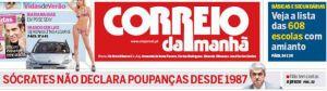 Sócrates CM casa Paris 2 Ag 2014 excerto