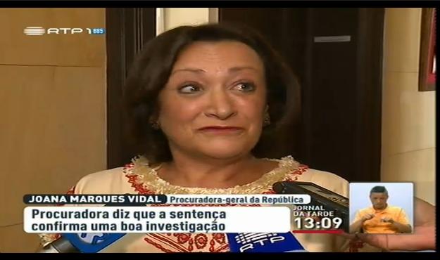 Joana Marques Vidar Face Oculta