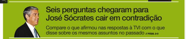 jornal i, 05-01-2014 (1.ª página)