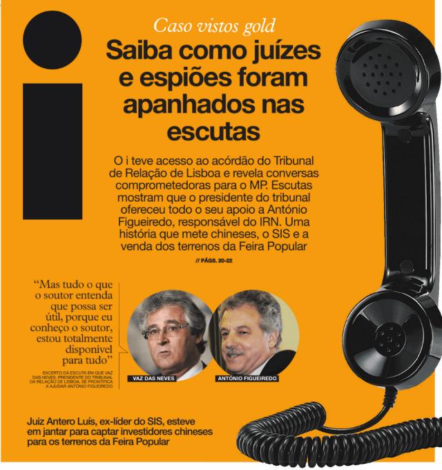 capa jornal i abril 2015 juiz da relação apanhado nas escutas