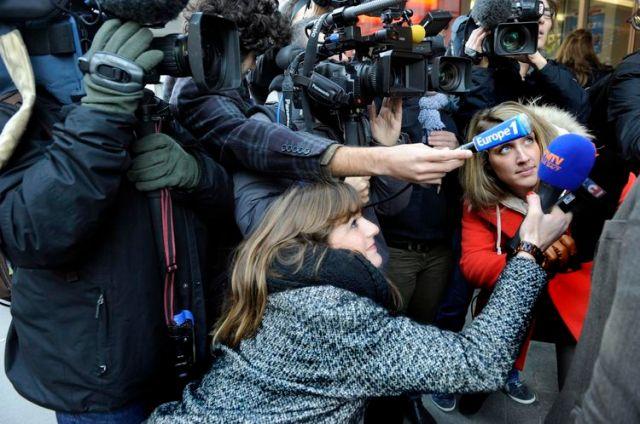Libération jornalistas sexismo