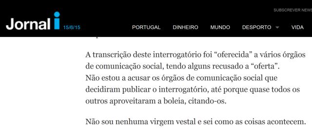 António Luís Marinho, jornalista, RTP