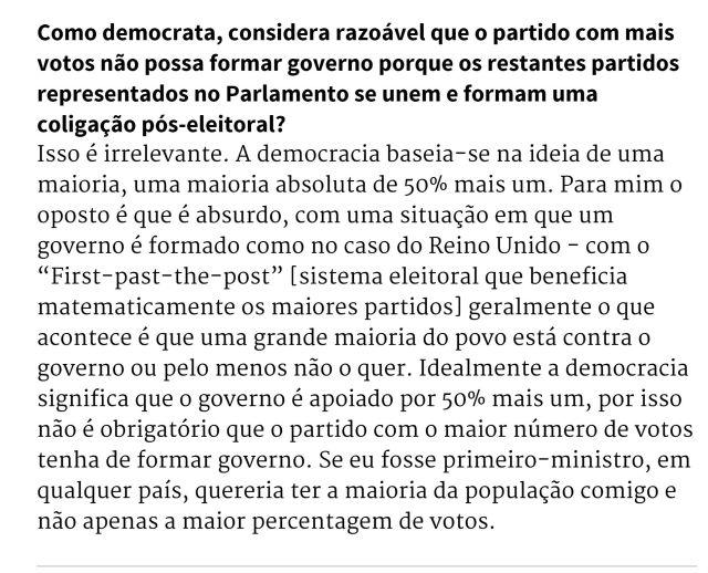 Varoufakis ao expresso