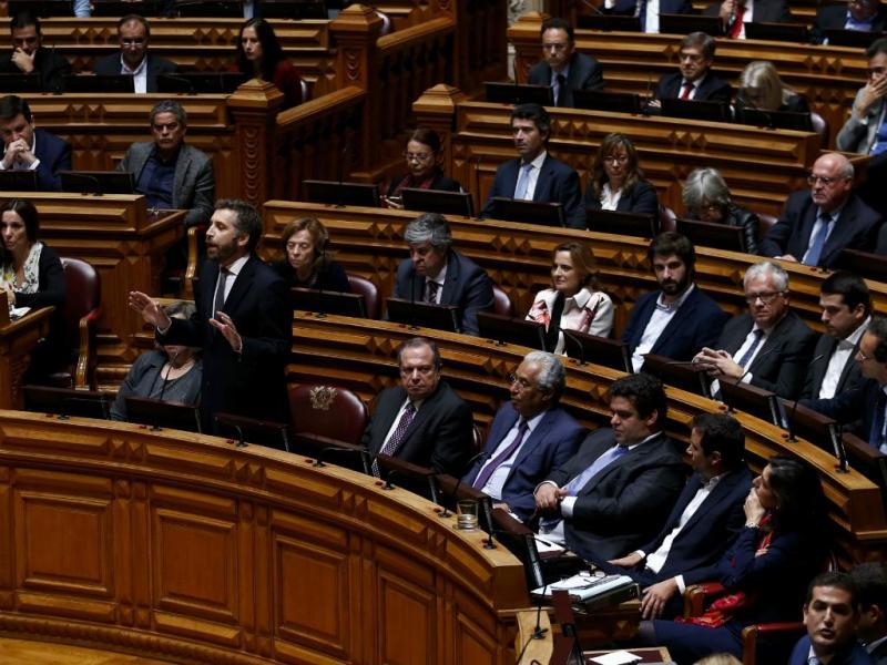 DEbate programa governo Passos