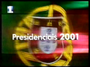 presidenciais 2001 rtp logo