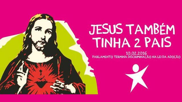 Cartaz Bloco Jesus