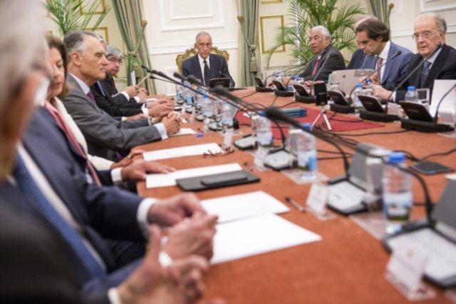 Conselho de Estado Marcelo