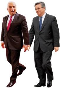 ALBERTO FRIAS E LUIS COELHO