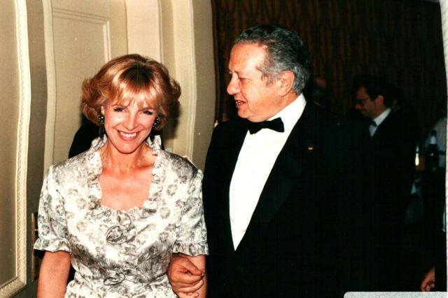 1988, Ópera de Stutgard, visita de Estado à RFA